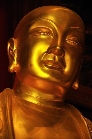 Golden Buddha Statue, Thailand photo