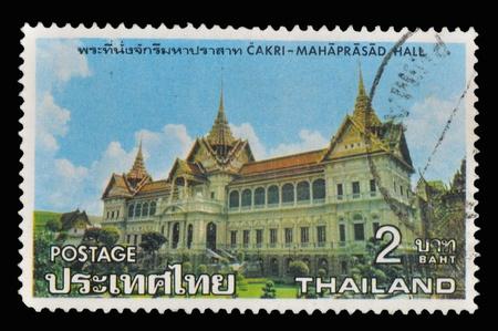Grand Palace Stamp photo