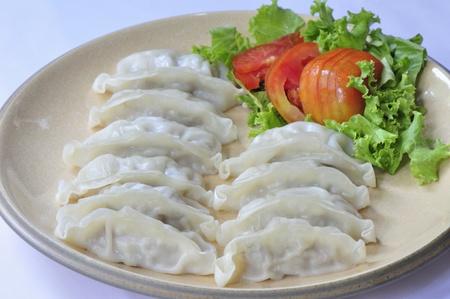 Gyoza, Asian Dumpling photo