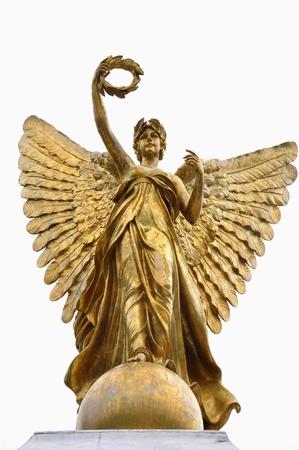 thai believe: The Statue of Fairy Stock Photo