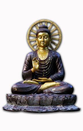 buddhist monk: Buddha Statue