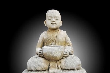 Buddha make meditation