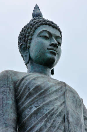 thai believe: Image of Buddha