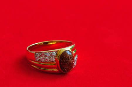 topaz:  Topaz Ring Stock Photo