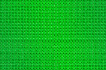 Green Lego Background  photo