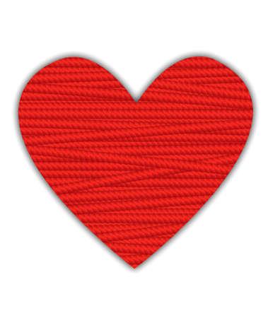 Heart Illustration Icon illustration