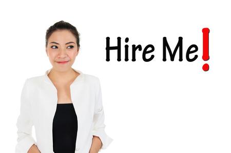resources management: Recruitment for human resources management concept