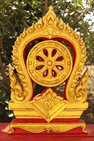 dhamma: Ruota del Dhamma del buddismo