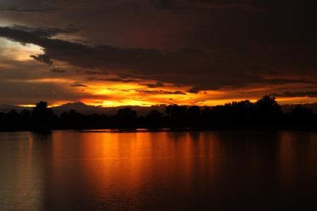 sunset Stock Photo - 15622985