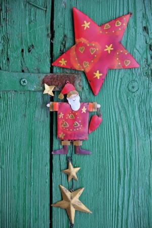 Santa Claus is coming 写真素材