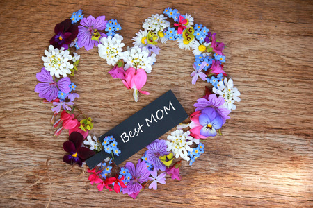Happy Mothers Day garland photo
