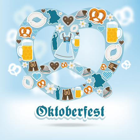 german food: Oktoberfest