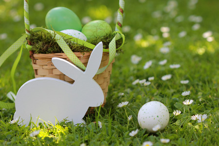Happy Easter 写真素材