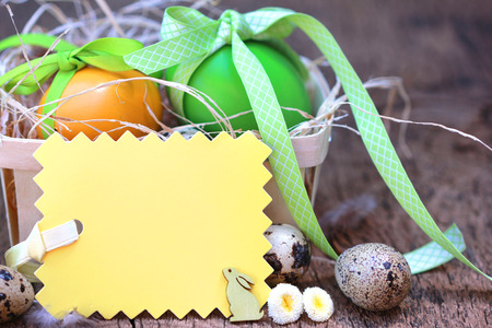Buona Pasqua!  Archivio Fotografico - 51858601