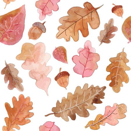 Bellissimo sfondo di foglie di autunno. Autunno sfondo. set autunno. Archivio Fotografico - 64203801