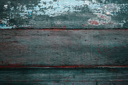 Closeup of Old and Grunge Wooden Texture Surface Background