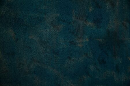 Grungy Texture. Old Weathered Surface. Dark Navy Blue Colour Background Imagens - 149744489