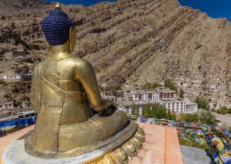 Leh, Jammu & Kashmir - India - Along the Indus Valley, right at the border with Pakistan and China, between monasteries, rivers, lakes, and blue skies