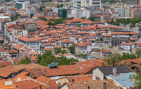 Ankara, Turkey - even if not the most touristic place in Turkey, still Ankara offers some great spots. Here in particular the Old Town with its typical Ottoman Style buildings