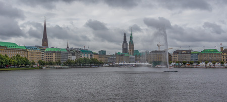 Hamburg, Germany - second biggest city of Germany by population, Hamburg has been classified a Unesco World Heritage Site due to its peculiar architecture. Here in particular a look at the Old Town