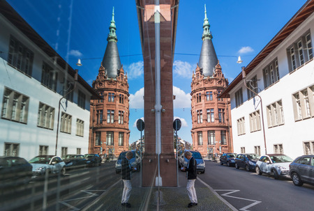 Heidelberg, Germany - a university town and popular tourist destination, Heidelberg is a wonderful town which displays a baroque style Old Town and a romantic cityscape