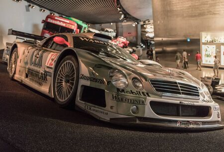 Stuttgart, Germany - Germany has always been one of the most technologically advanced countries in Europe, and its cars are famous worldwide. Here in particular the Mercedes Museum