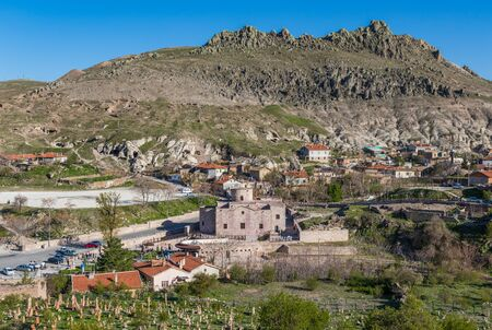 Konya, Turkey - just outside the city of Konya, the small village of Sille Subasi offers a nice display of Ottoman heritage