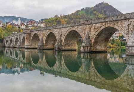 Right at the border with Serbia, Visegrad is a quiet and wonderful city, worldwide famous for the Mehmed Paša Sokolovic Bridge, a Unesco World Heritage site