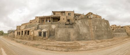 Kashgar, China - even if almost totally demolished in favor of the