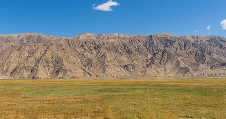 Tashkurgan, China - located 3,500m above the sea level, and last city before the border with Pakistan, Tashkurgan offers one of the most stunning landscapes of China, with its mountains, rivers, grasslands and high plains