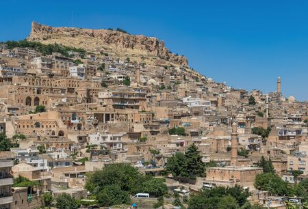 Mardin, Turkey - an amazing mix of cultures and heritages, Mardin is a treasure, with its narrow alleys, its churches, mosques and madrassas. Here in particular a look of the Old Town