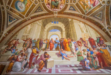 An immense collection of artifacts, frescoes, paintings and sculptures amassed by the Catholic Church throughout the centuries, the Vatican Museums are among the biggest attractions in Rome