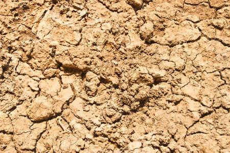 crack dry earth