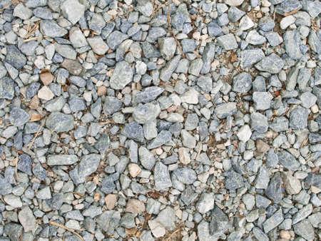 blue pebble stones texture  Stock Photo