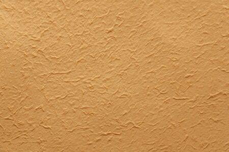 handmade paper: Yellow natural handmade paper
