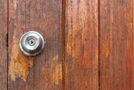Doorknob background photo