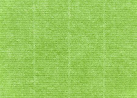 papier naturel: Forte texture du papier vert naturel