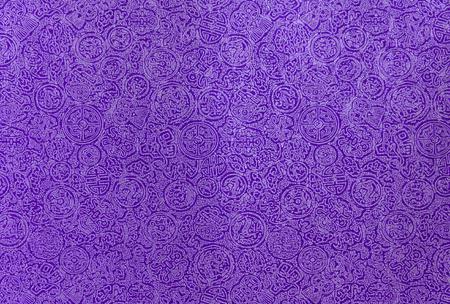 Light purple chinese pattern background