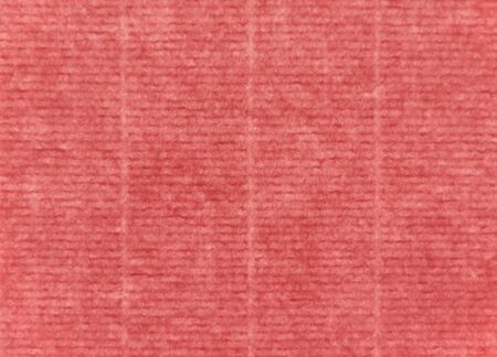 natural paper: Red natural paper texture Stock Photo