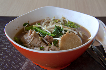chicken noodle soup: Chicken noodle soup
