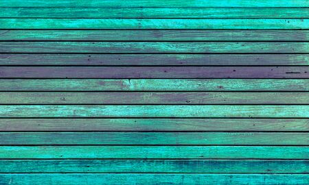 green tone: Vintage green tone wood wall texture background