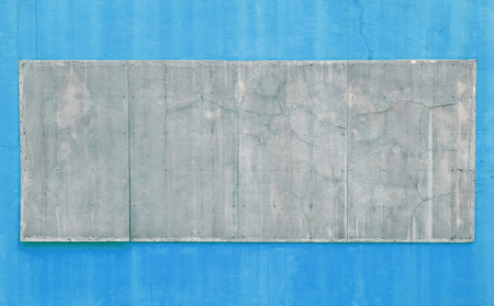 wall design: Blue tone Cement wall design background