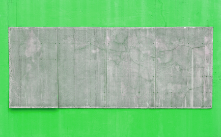 wall design: Green tone Cement wall design background