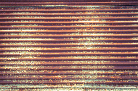 rusty: Rusty wall background Stock Photo