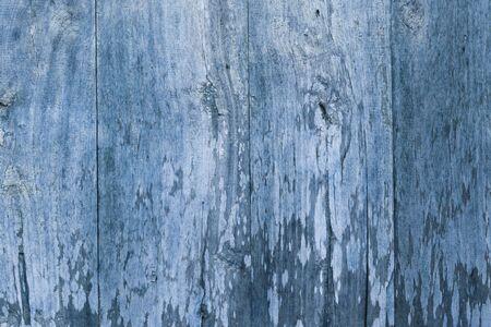 tone: Vintage blue tone wood wall
