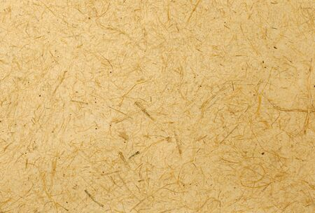 Fondo amarillo papel textura natural