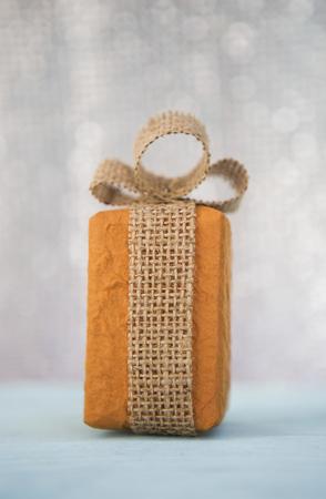Natural concept gift box