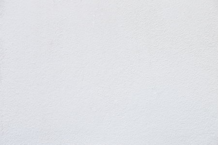 Abstract white cement wall texture background, blank white wall Stock Photo