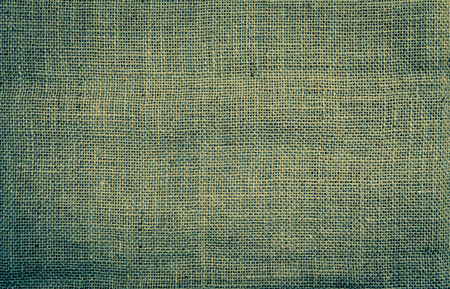 Abstract hessian fabric texture background, vintage tone style
