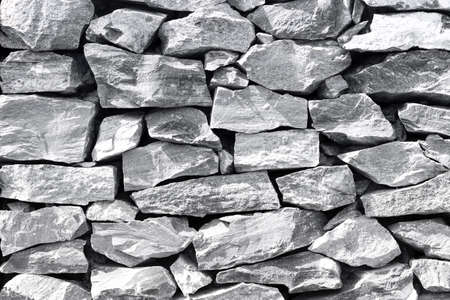 Grey stone wall background, nature texture background